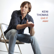 Give It Away Keni Thomas album cover