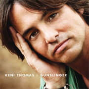 gunslinger Keni Thomas album cover